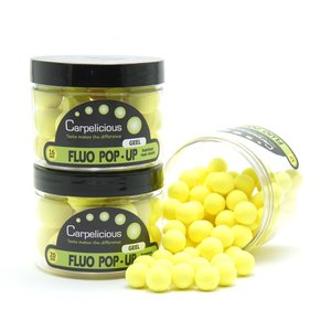 Fluo pop-ups Gelb