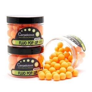 Fluo pop-ups oranje