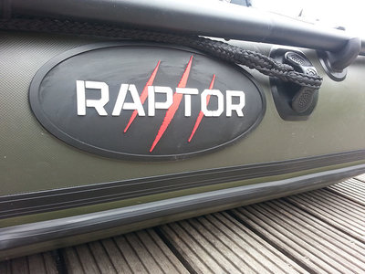 Raptor 330 X Wide Alu