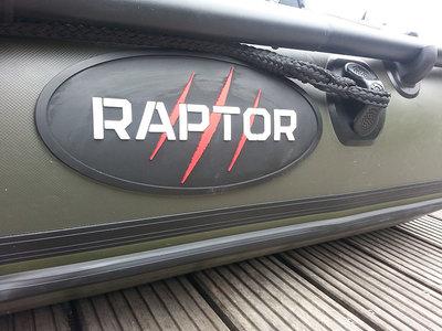 Raptor 230 X Wide Alu
